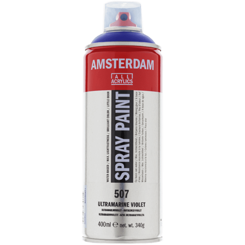 AMSTERDAM Spray Paint -  fényvisszaverő Akril festék spray 400 ml