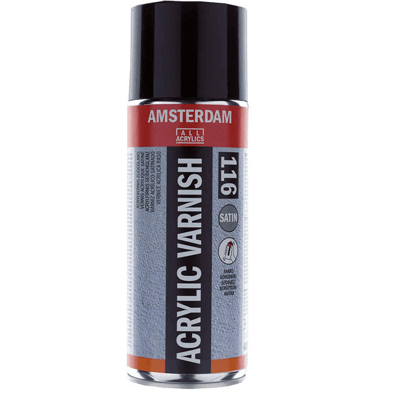 Amsterdam akril lakk szaténfényű spray-ben 116 - 400 ml